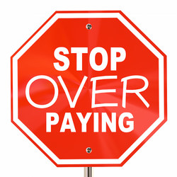 Stop Overpaying!