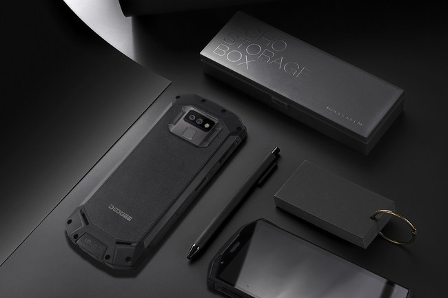 DOOGEE Rugged Gaming Smartphone S70 (PRNewsfoto/DOOGEE)