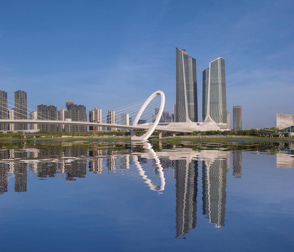 Jumeirah Nanjing Exterior (PRNewsfoto/Jumeirah Group)