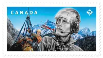 Recherche et sauvetage (Groupe CNW/Postes Canada)