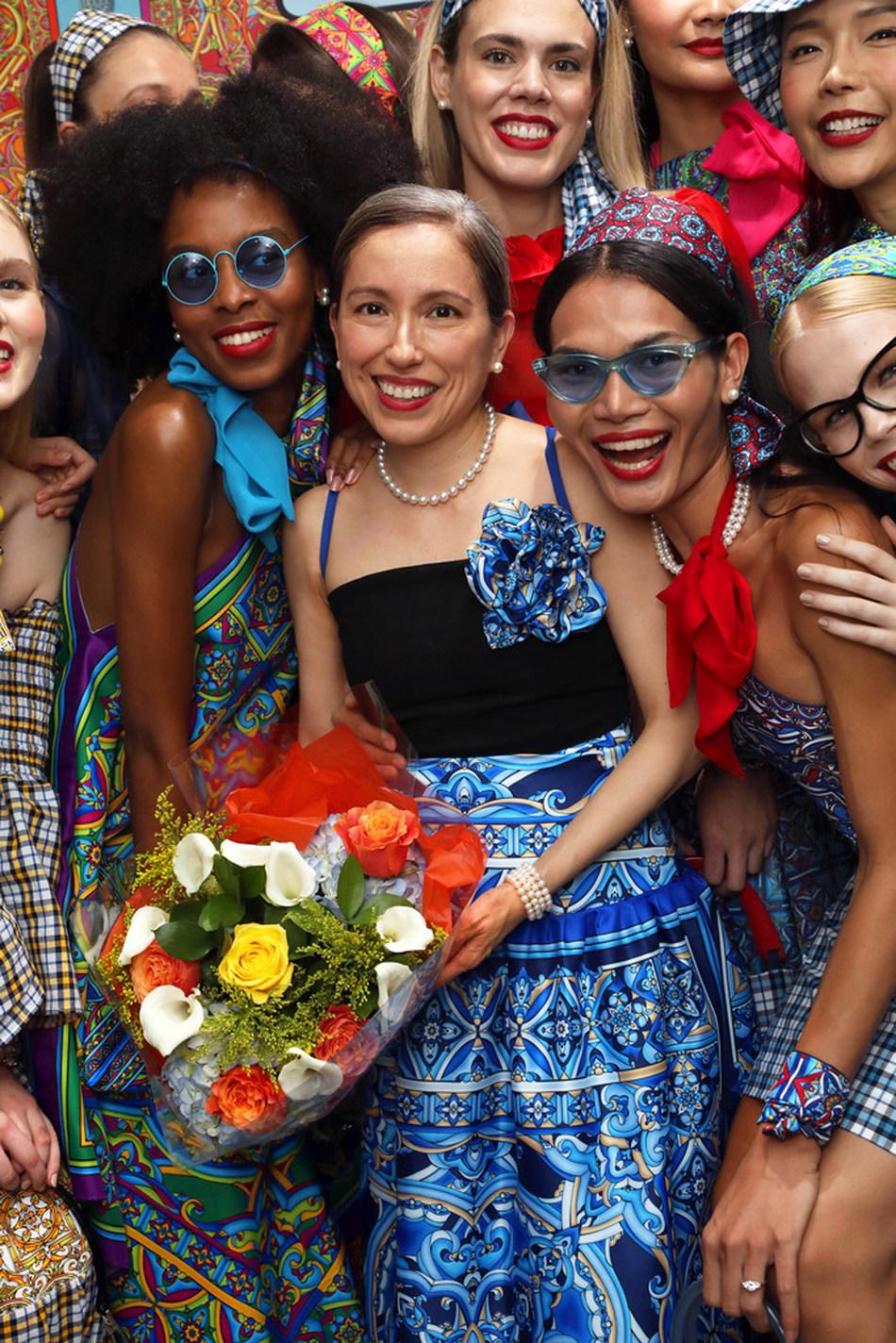 Marisol Deluna NYFW Spring/Summer 2019