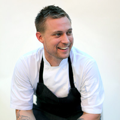 "No Kid Hungry advocate Bryan Voltaggio, renowned chef and ""Top Chef"" finalist. (PRNewsfoto/Applegate)"