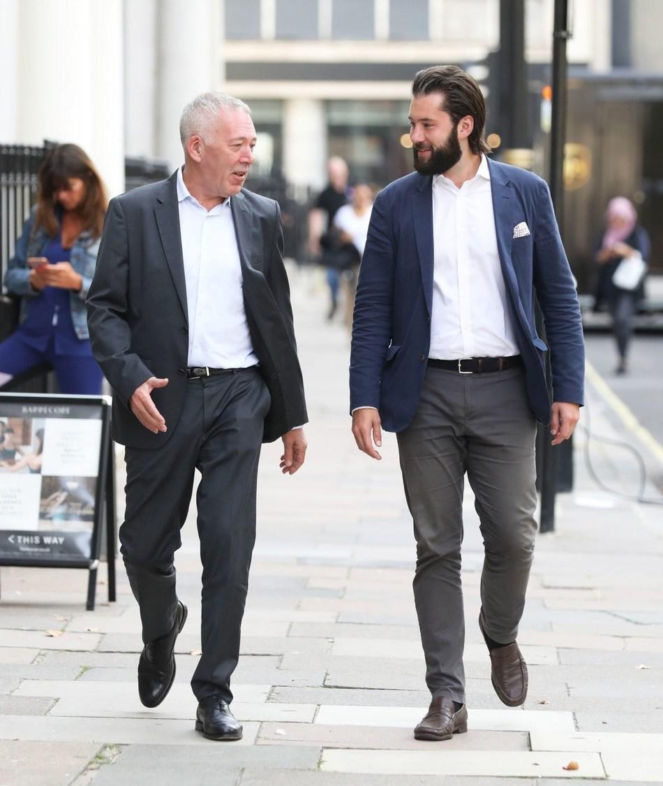 Jim and Conor Osborne (L-R), Osborne and Co (PRNewsfoto/Osborne and Co)