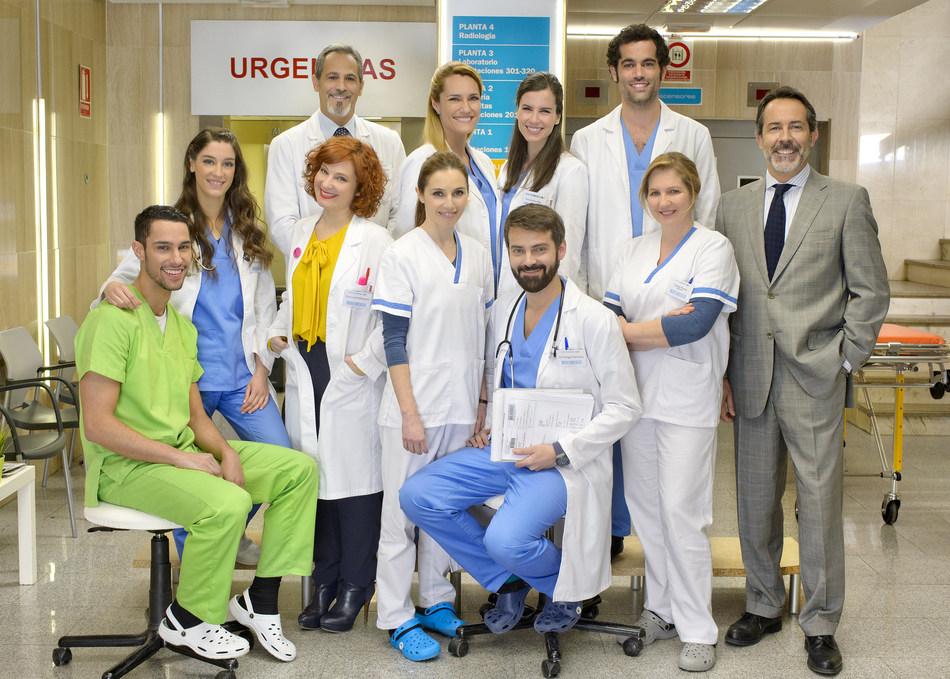 HITN presenta la 2da temporada y maratón televisivo de Centro Médico (PRNewsfoto/HITN)