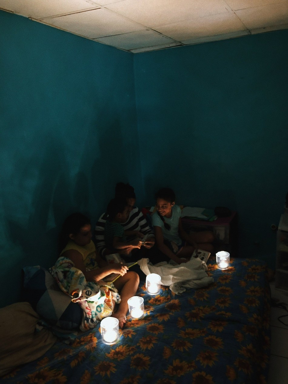 Citizen Watch, with non-profit Good360, sends solar powered relief Luci Lights to communities in Puerto Rico without electricity.
