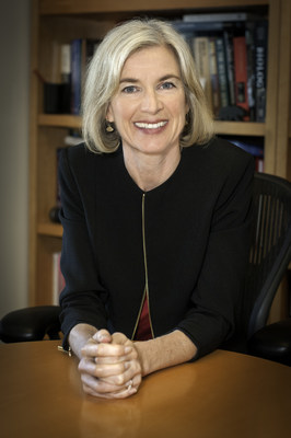 Jennifer Doudna (photo by Keegan Houser)