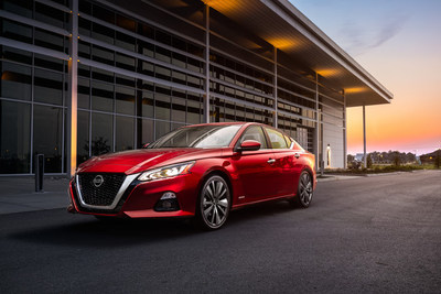 Hankook Tire has partnered with Nissan to provide tires for the 2019 Nissan Altima and has begun supplying tires to the automaker this month.
