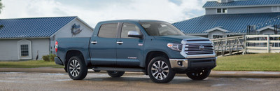 St. Louis car shoppers searching for a new 2019 Toyota model can find a selection of available inventory including the 2019 Toyota Tundra at Ackerman Toyota.