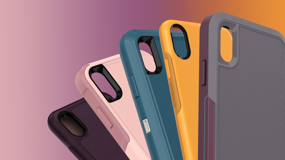 The OtterBox line-up continues to evolve with every iPhone generation. This year, the Symmetry Series case is slimmer than ever – without compromising trusted OtterBox protection that everyone knows and loves – while the classic Defender Series is getting a cootie-fighting upgrade.