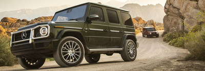 Vehicles like the 2019 Mercedes-Benz G 550 are now available in new inventory at Mercedes-Benz of Kansas City. Interested drivers can schedule a test drive online or by calling the dealership at 855-979-0605.
