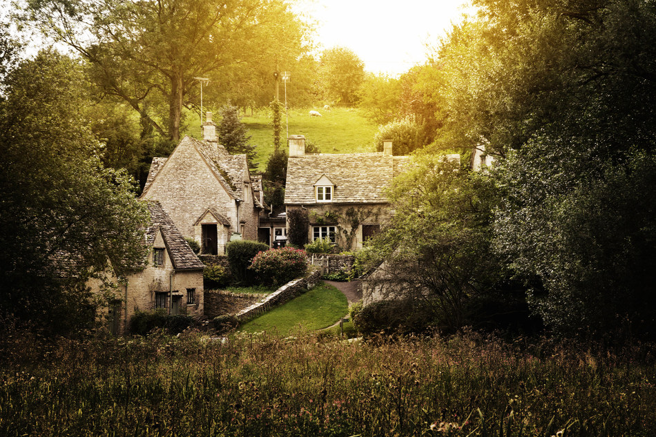 """Considered one of the """"prettiest villages in all of England,"""" Castle Combe is a picturesque medieval place that looks as if it's been hidden behind the curtains of time for 800 years. Visit this postcard-perfect place on Globus' 6-day Hidden Treasures of Southern England itinerary."""