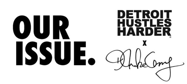 Our Issue DHH Logo