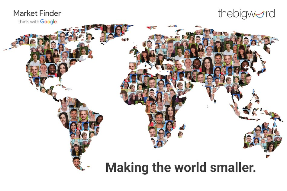thebigword has teamed up with Google to help small and medium-sized enterprises (SMEs) break down language barriers and find new international customers for their goods and services (PRNewsfoto/thebigword)