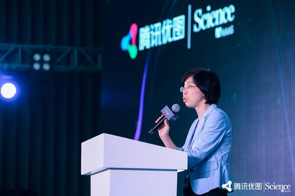 Chief Engineer of Shanghai Municipal Commission of Economy and Informatization, Zhang Ying