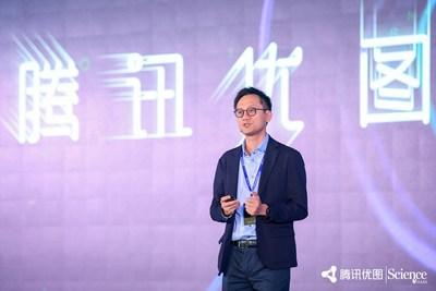 Tencent's Senior Executive Vice President, Dowson Tong