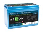 RELiON Battery Launches New Lithium Product Line Specifically Designed for Cold Temperature Charging