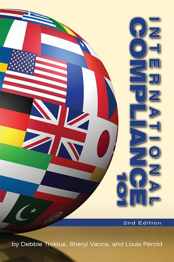SCCE's newly-released International Compliance 101, 2nd Edition