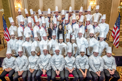 Young Chefs to compete in this annual highly recognized competition inspiring the next generation of great American chefs