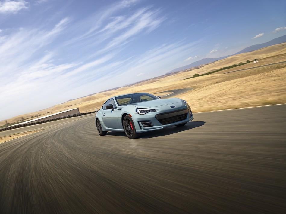 Subaru Announces Pricing on 2019 BRZ Sports Car