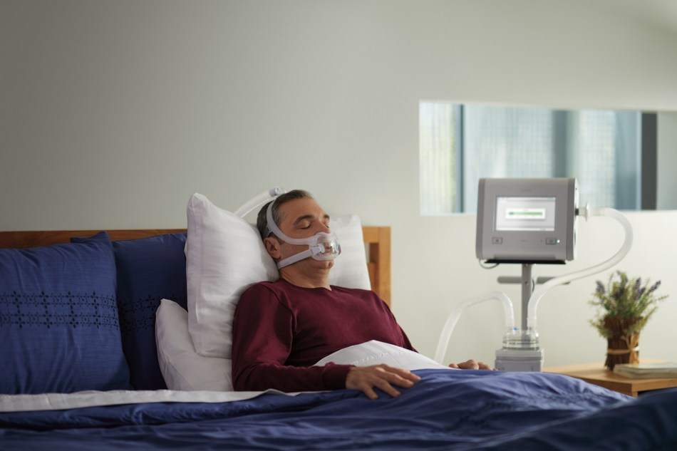 Trilogy Evo is the only portable life support ventilator platform designed to provide consistent therapy as patients change care environments (PRNewsfoto/Royal Philips)