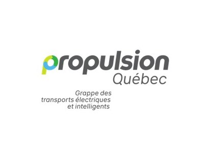 Logo : Propulsion Québec (Groupe CNW/Langlois avocats)