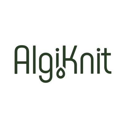 AlgiKnit logo