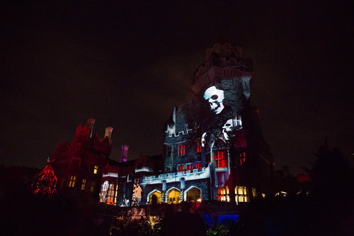 Legends of Horror at Casa Loma (CNW Group/Liberty Entertainment Group)