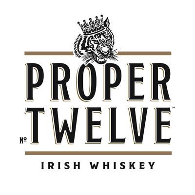 Proper No.& Twelve Irish Whiskey Logo