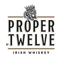 Proper No. Twelve Irish Whiskey Logo (PRNewsFoto/Eire Born Spirits)