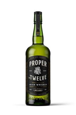 Proper No. Twelve Irish Whiskey (PRNewsFoto/Eire Born Spirits)