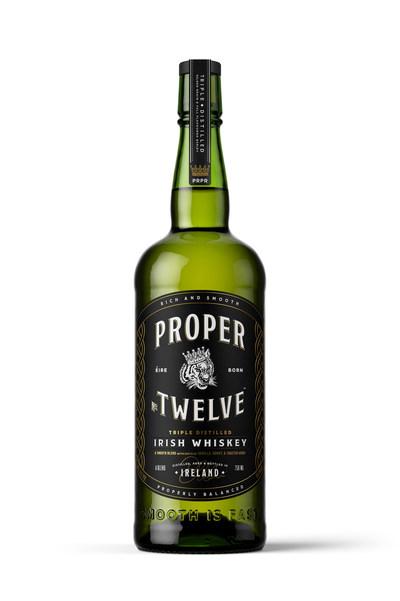 Proper No.& Twelve Irish Whiskey