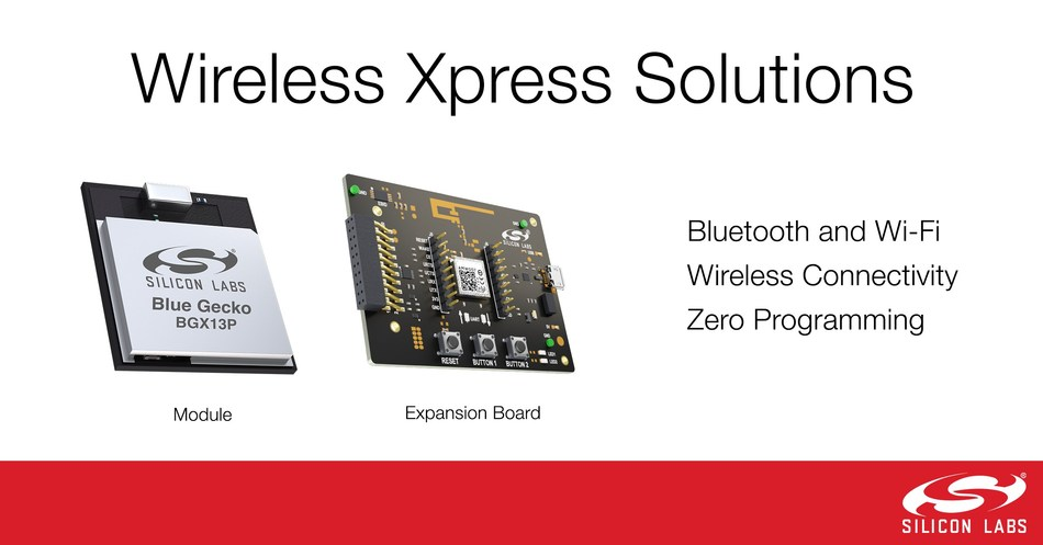 Silicon Labs' Wireless Xpress helps developers get IoT applications connected and running in a day, with no software development necessary.