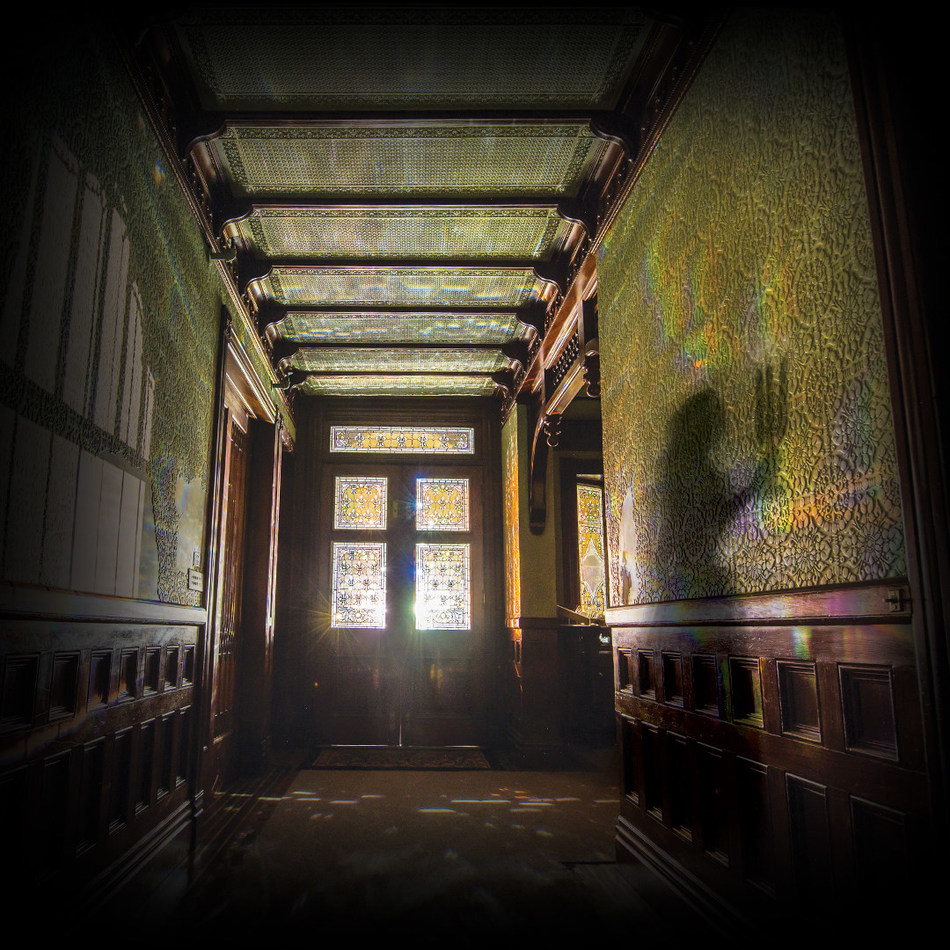 You never know what may lurk in the shadows of the Winchester Mystery House