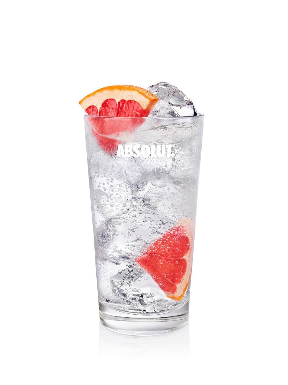 Absolut Grapefruit & Soda
