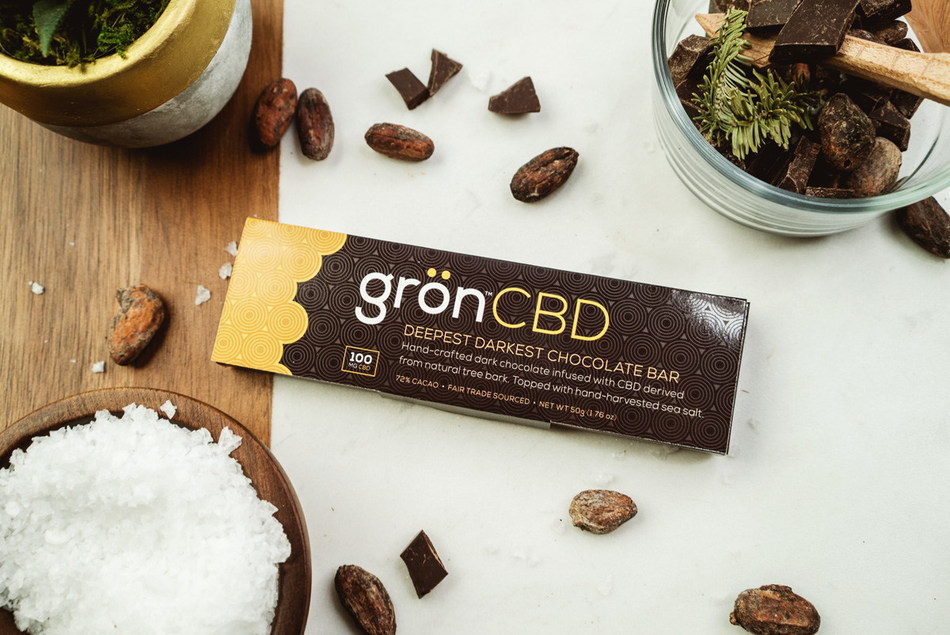 On August 13, C21 Investments announced plans to acquire and expand Grön Chocolate and Confections of Oregon. (CNW Group/C21 Investments Inc.)