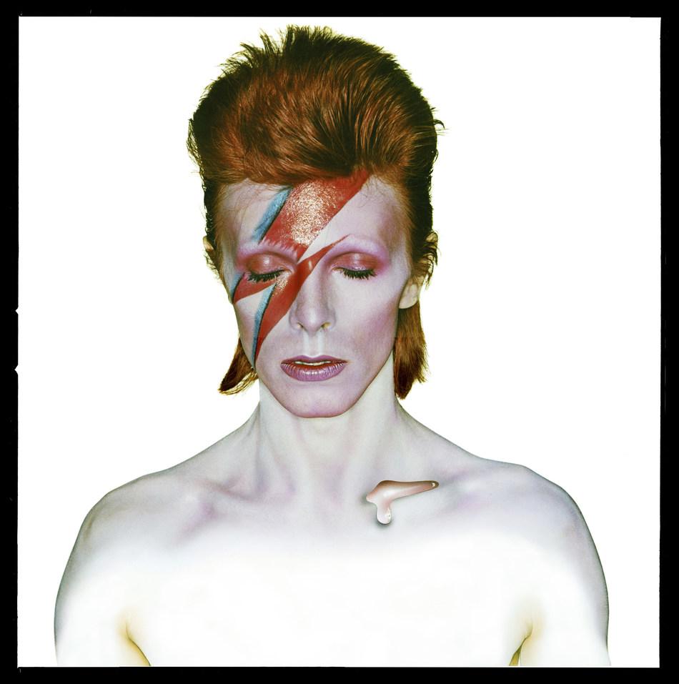 David Bowie Aladdin Sane © Duffy Archive et © The David Bowie Archive