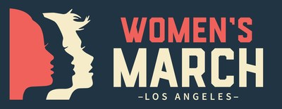 Women's March Los Angeles logo