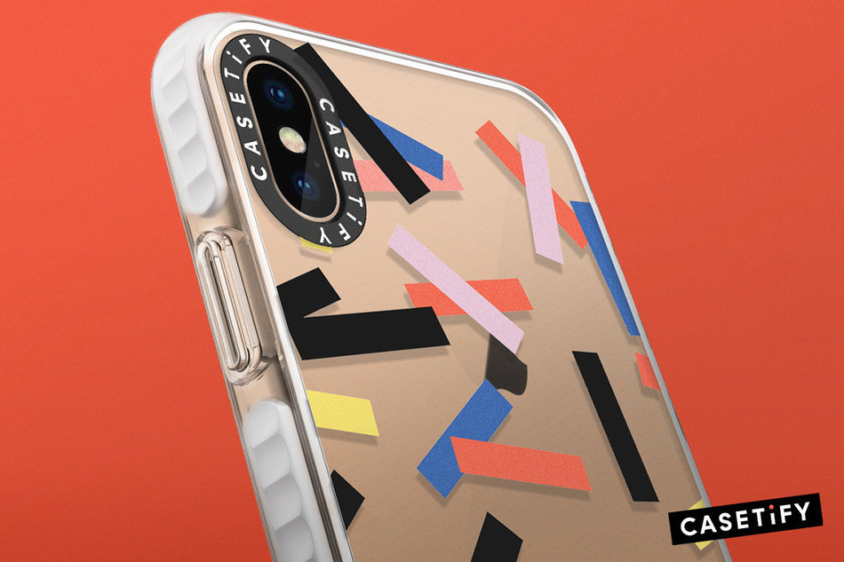 CASETiFY Releases Slimmest and Most Protective Military Grade iPhone Case for iPhone XS, iPhone XS Max, iPhone XR.