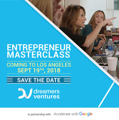 Dreamers Ventures And Google Kick Off Hispanic Heritage By Empowering Latino Entrepreneurs In Los Angeles