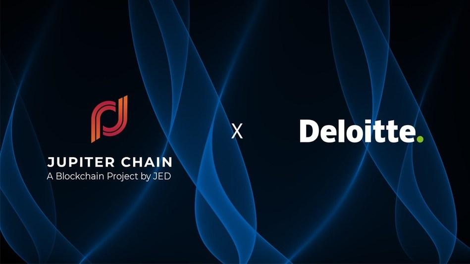 Jupiter Chain and Deloitte Partnership
