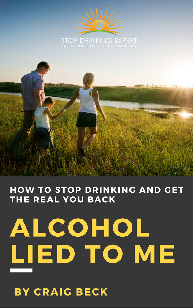 Alcohol Lied To Me by Craig Beck