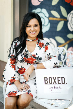 Becka Clark, CEO & Designer of size inclusive, women's online e-retailer, Kiki LaRue, named to the Inc 5000 List of America's Fastest Growing Companies (PRNewsfoto/Kiki LaRue)