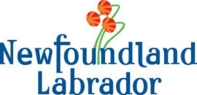Logo : Gouvernement de Terre-Neuve-et-Labrador (Groupe CNW/Société canadienne d'hypothèques et de logement)