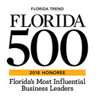 ReliaQuest Founder and CEO, Brian Murphy, Recognized in Florida 500 List