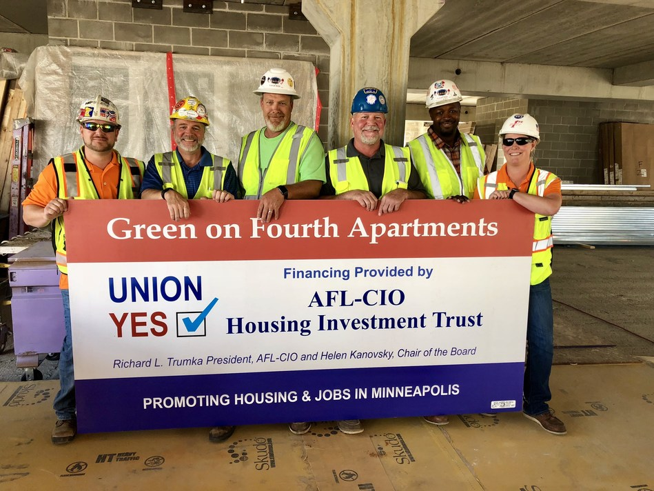 (PRNewsfoto/AFL-CIO Housing Investment Trust)