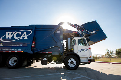 WCA provides commercial waste and roll-off services