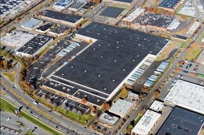 Goodman Logistic Center Teterboro