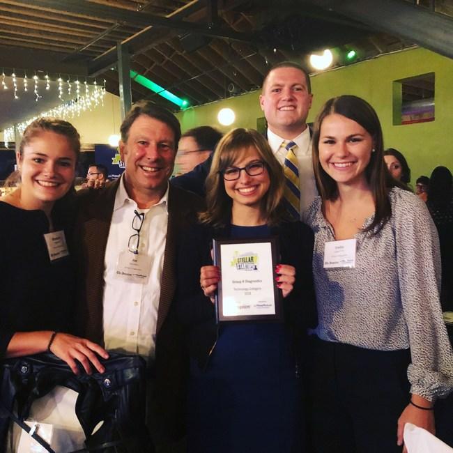 Group K Team wins Stellar Startup 2018 Technology Category