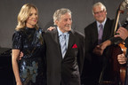 Tony Bennett Achieves GUINNESS WORLD RECORDS™ Title With His Collaboration Album With Diana Krall, LOVE IS HERE TO STAY, Released Today Worldwide