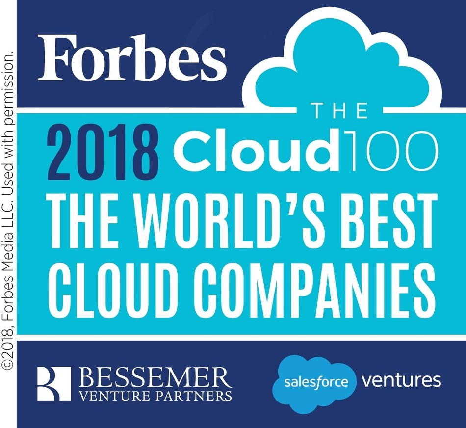 Yardi Systems has been recognized for the third consecutive year among top-tier private companies leading the cloud technology revolution. (PRNewsfoto/Yardi)